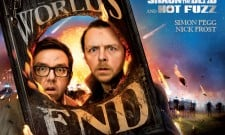 New Poster For The World's End Teases Alien Threat