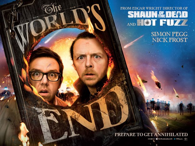 The World's End US Trailer Brings Us Closer To Apocalypse