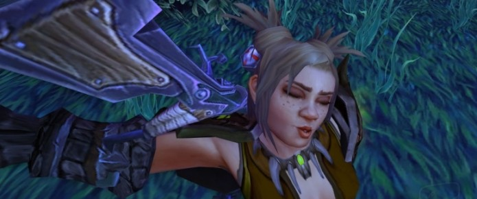 World Of Warcraft Patch Adds A Selfie Feature