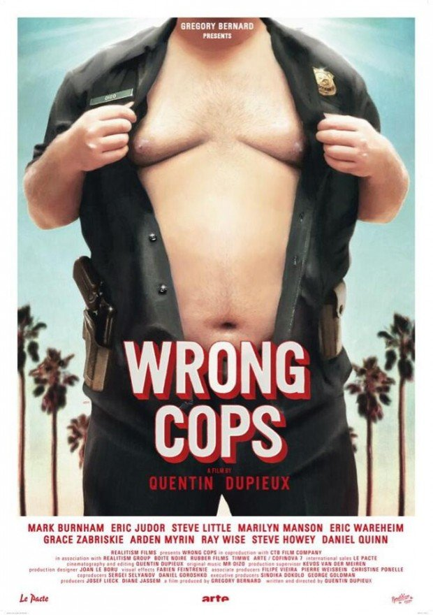 Watch The Weirdness In New Trailer For Quentin Dupieux's Wrong Cops