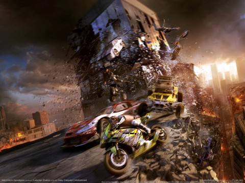 Motorstorm Apocalypse Delayed Due To Japan Earthquake