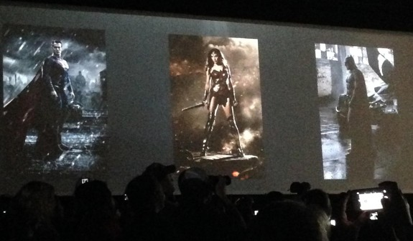 Batman V Superman: Dawn Of Justice Teaser With Wonder Woman Reveal
