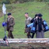 New Wonder Woman Set Pics Feature Gal Gadot, Chris Pine And Saïd Taghmaoui