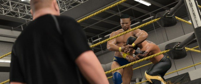 WWE 2K15 Gets Two New Promotional Videos