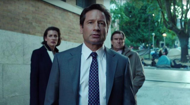 The X-Files: The Event Series Review