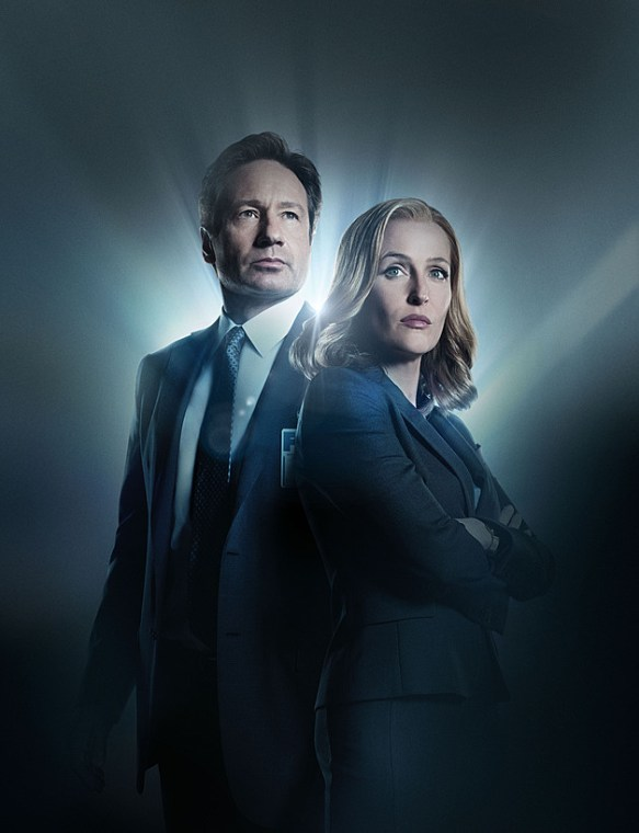 The Truth Continues To Elude Mulder And Scully In Brooding New Posters For The X-Files