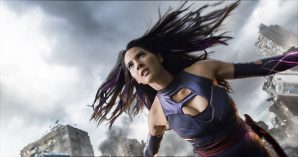 Olivia Munn Levels On Decision To Perform Her Own Stunts In X-Men: Apocalypse