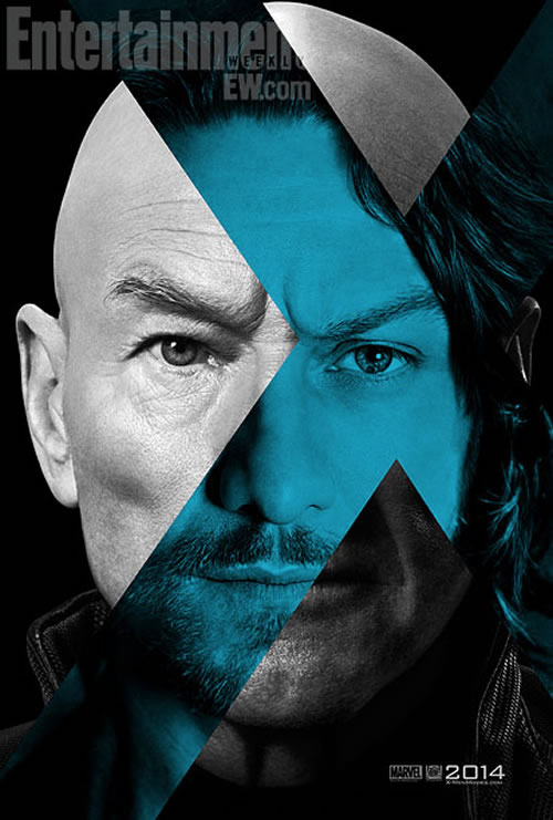 Check Out X-Men: Days Of Future Past Teaser Posters Plus Comic-Con Panel