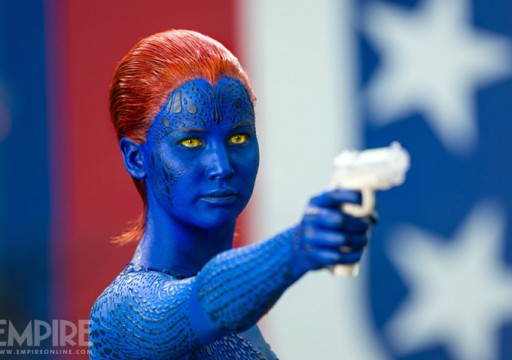 The Mutants Prep For Battle In New X-Men: Days Of Future Past Pics