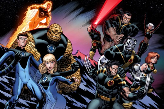"Fox Has ""No Plans"" For An X-Men And Fantastic Four Crossover Film"