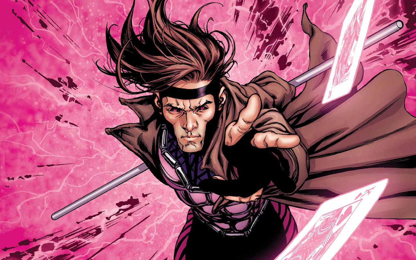 Gambit Release Pushed Back As Fox Announces Mystery Marvel Movies