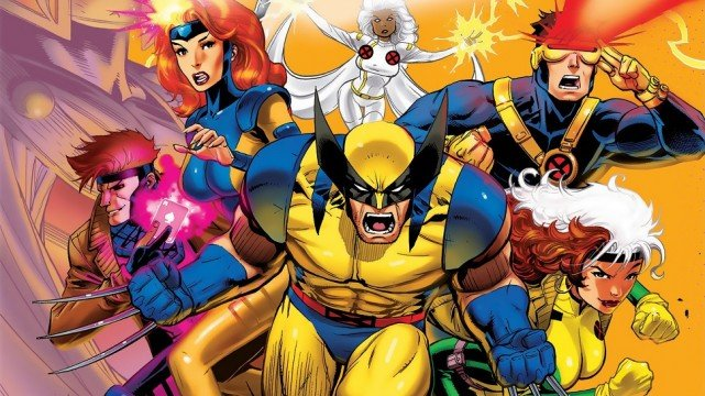 An Animated X-Men TV Series Is Reportedly In The Works From Marvel