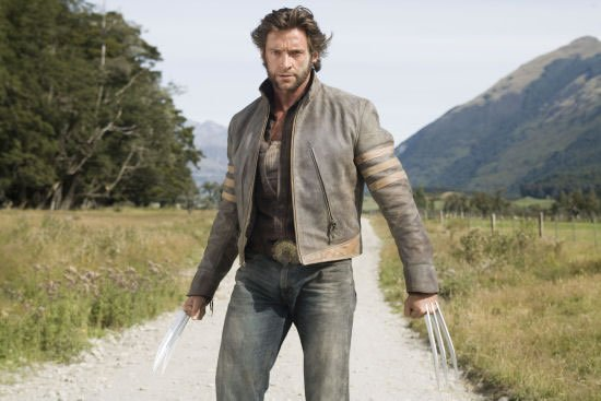 X-Men Origins Wolverine movie image Hugh Jackman