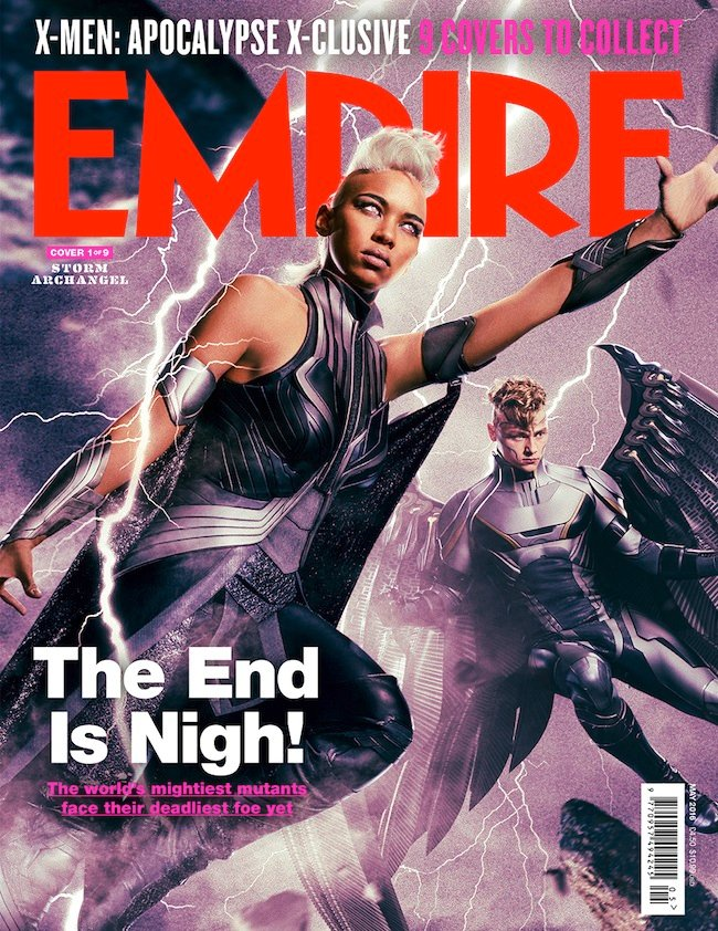 The End Is Nigh In Empire's Series Of X-Men: Apocalypse Covers