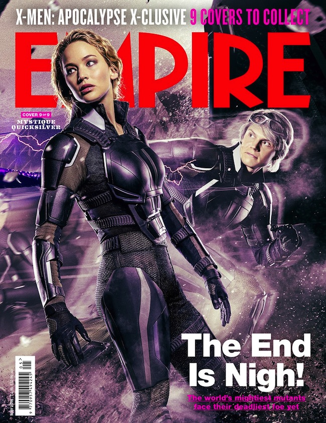 The End Is Nigh In Empire's X-Men: Apocalypse Covers