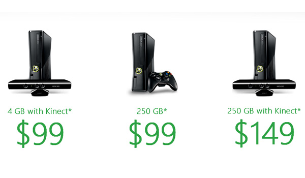 Microsoft Expands $99 Xbox 360 2-Year Contract Plan