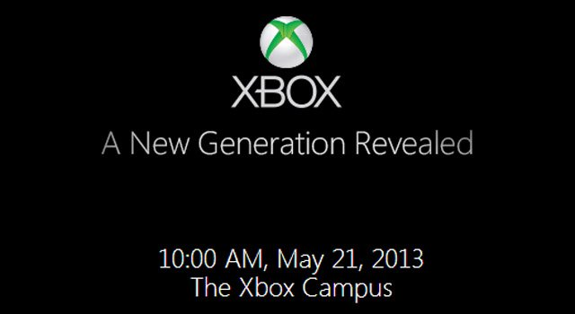It's Official, Microsoft To Announce Next Xbox On May 21st