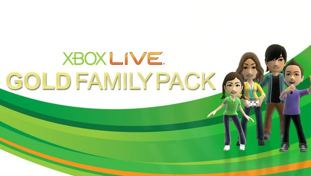 Microsoft Pulls The Plug On The Xbox Live Gold Family Pack