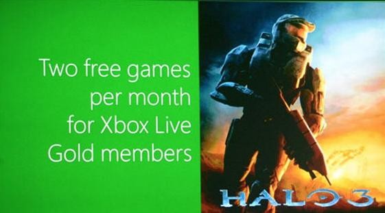 Microsoft Extends Xbox Live Games With Gold Promotion