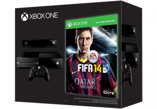 Xbox One's Free FIFA 14 Download Is Only For Day One Edition