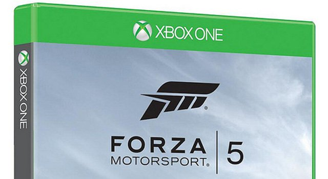 [Update] Forza Motorsport 5 For Xbox One Requires You To Download A Portion Of The Game