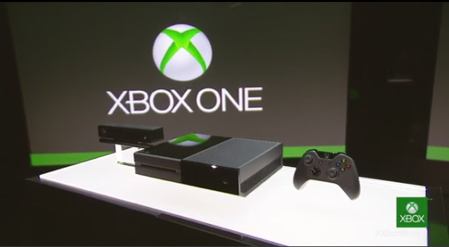 xbox one Blue Or Green? Comparing Todays Xbox One Event With Sonys Playstation 4 Reveal