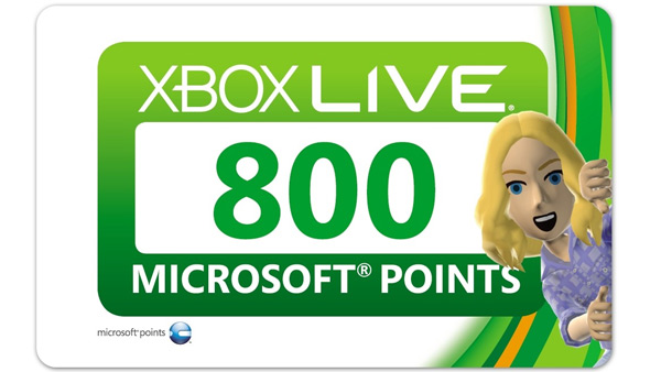 Microsoft Has No Plans To Ditch Microsoft Points On Xbox 360