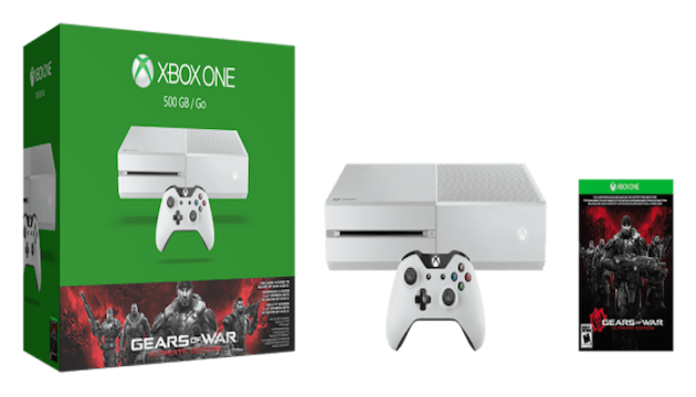 Gears of War And Kinect Headline Two New Xbox One Bundles