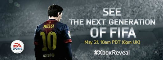 Expect FIFA 14 And New UFC At Today's Xbox Reveal