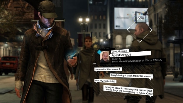 xl watch dogs 624 Watch Dogs Gallery