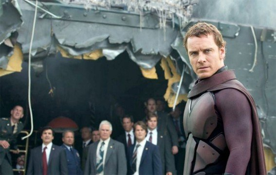 Magneto Shows Off Armored Suit In New X-Men: Days Of Future Past Photo