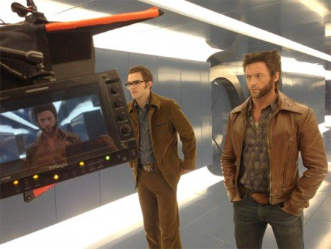 First Look At Wolverine And Beast In X-Men: Days Of Future Past