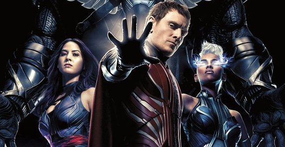 X-Men: Apocalypse Poster Spotlights The Four Horsemen