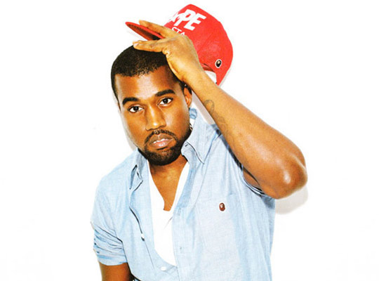 """Kayne West - """"No One Man Should Have All That Power"""""""