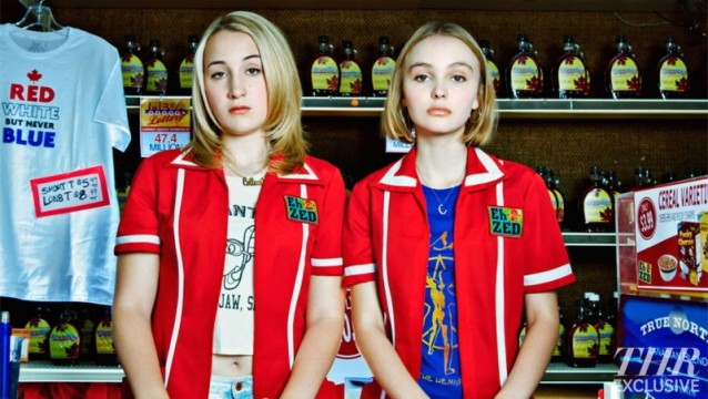 First Image From Yoga Hosers Showcases Two Famous Daughters