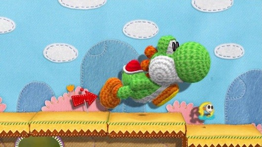 Yoshi's Wooly World Will Weave Its Way Onto Wii U In Early 2015