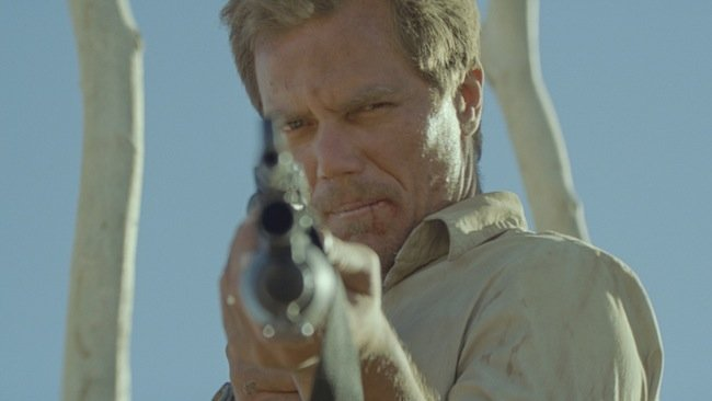 Michael Shannon Stares Down The Barrel In New Clip From Young Ones