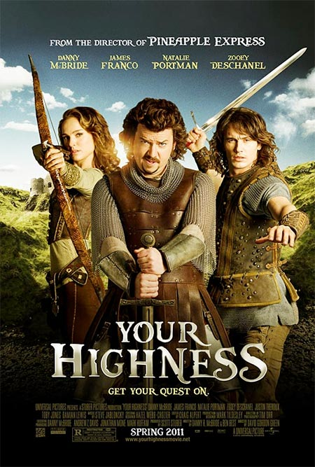 Your Highness Review