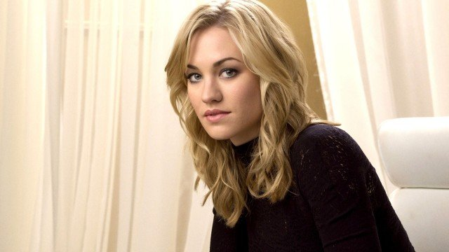 Yvonne Strahovski Finds All I See Is You