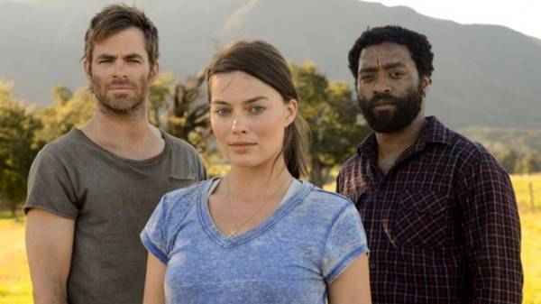 Z For Zachariah Image Finds Chris Pine, Margot Robbie And Chiwetel Ejiofor Looking To The Future
