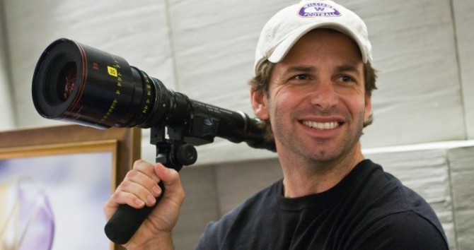 Zack Snyder Is Working On A Star Wars Film For LucasFilm