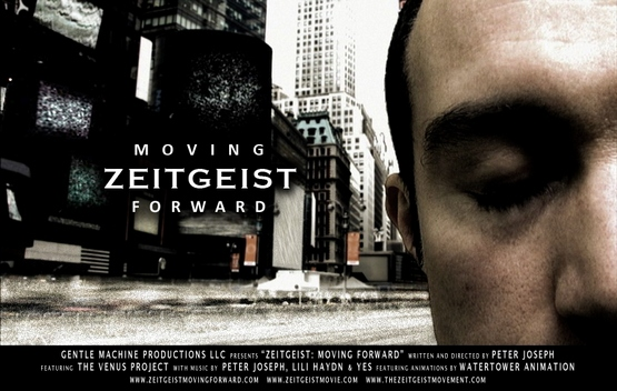 Zeitgeist: Moving Forward Now Out