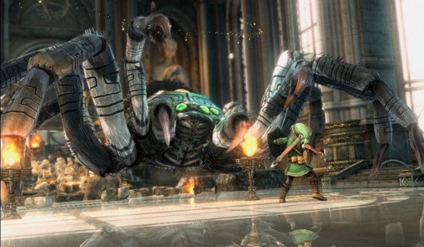 More Pretty Zelda Wii U Footage Makes Us Drool
