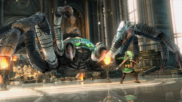 Miyamoto Says Zelda For Wii U Is Still In R&D