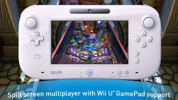 Zen Pinball 2 Coming To Wii U eShop Later This Month