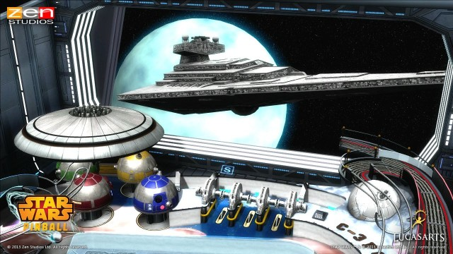 Star Wars Pinball Drops Out Of Hyperspace Next Week