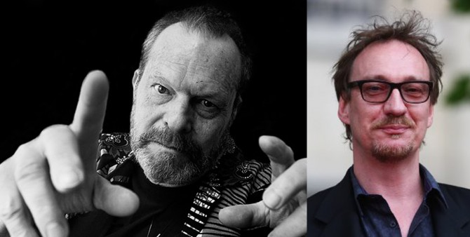 Terry Gilliam's The Zero Theorem Adds David Thewlis