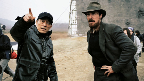 New Image Of Christian Bale In The 13 Women Of Nanjing