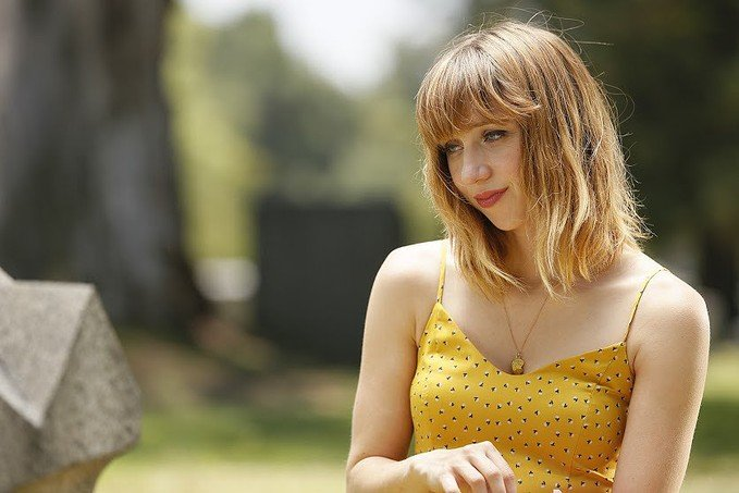 Zoe Kazan Goes The Horror Route For There Are Monsters