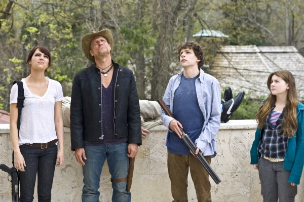 Zombieland 2 Is Still In Development At Sony
